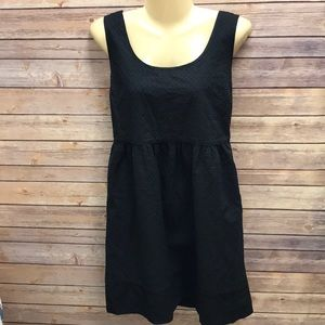 Juicy Couture solid black dress